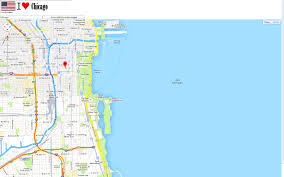 Chicago Illinois Map by Illinois Map Android Apps On Google Play