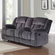 recliner darby home co dale double glider reclining sofa dbhc