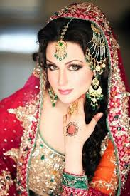aisha s bridal ayesha akhtar wedding makeover shoot v fash on