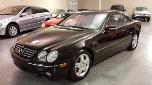 2003 mercedes cl500 19 995 2017 1 plymouth mi youtube