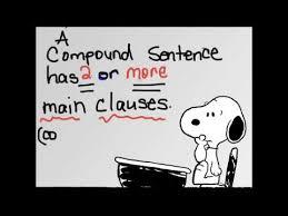 simple compound u0026 complex sentences youtube