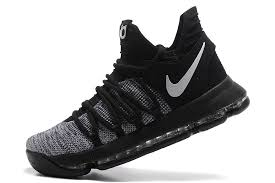 nike kd 10 black grey white for sale jordans 2017