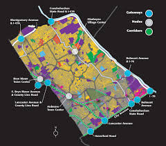 Montgomery County Snow Removal Map Analysis Of Green Infrastructure Lower Merion Township Pa