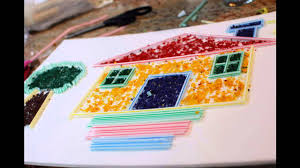 easy and simple arts and crafts for kids youtube