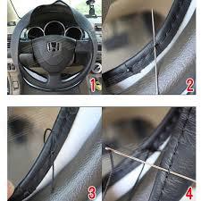 Steering Wheel Upholstery Steering Wheel Covers Charshe U0027s Auto Blog