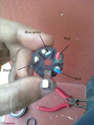 diy royal enfield bullet ignition key assembly cleaning