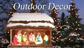 outdoor decorations for sale