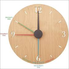 interiors design magnificent handmade wall clocks small digital