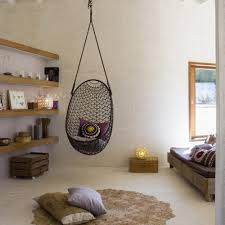 Hanging Garden Chairs Chair Furniture Small Apartment Design Apartments Best Indoor