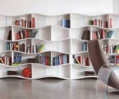 Bookcase Modular Modular Bookcases With Geometric And Sculptural Designs
