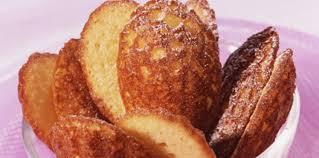 recette cuisine ancienne madeleines à l ancienne facile et pas cher recette sur cuisine