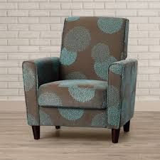 Accent Home Decor Floral Accent Chair Modern Chairs Design