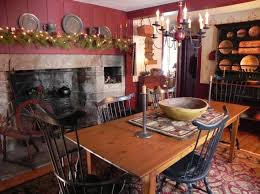 primitive decorated homes sophisticated primitive dining room decor ideas best inspiration