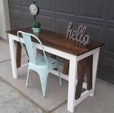 Diy Desks Ideas Diy Desk Plans Rawsolla