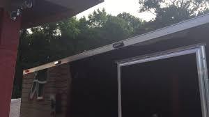 enclosed trailer led lights global led solution amber white led emergency lights on an