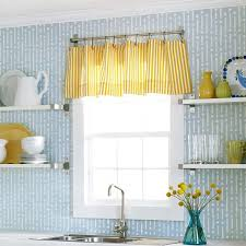 Creative Curtain Hanging Ideas Awesome Small Curtains For Kitchen Windows Curtains For Kitchen