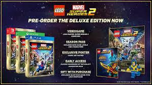 amazon com lego marvel superheroes 2 nintendo switch video games