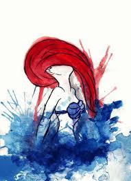 20 art book sea images drawings mermaid