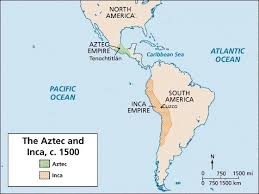 aztec map of mexico if the empire did not invade the aztec empire how would