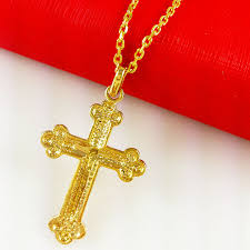 aliexpress cross necklace images Wholesale super deal new arrival fashion jewelry jesus cross jpg
