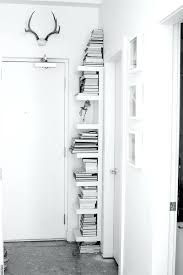 unique bookshelves corner white bookshelf thespokesman me