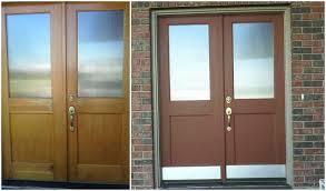 Refinish Exterior Door Front Doors Front Door Design Refinish Front Doors Houston Tx
