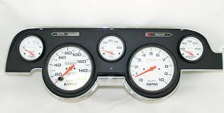 mustang custom gauges 1967 1968 mustang 5 kit free shipping 100