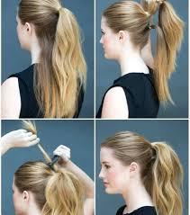 Einfache Frisuren by 8 Ganz Einfache Frisuren Die Du Zu Hause Machen Kannst