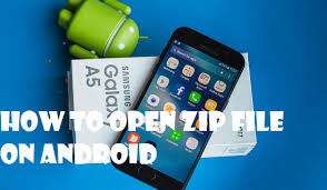 how to open zip files on android how to open zip file on android best apps to use
