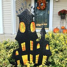 outdoor halloween decor ideas on a budget my one and only home