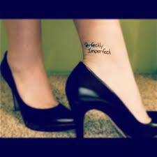 32 new inner ankle tattoos