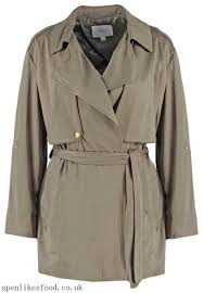 trench coats womens clothing new look mac trenchcoat black