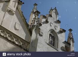 the pseudo gothic design of maisel synagogue at josefov district stock photo the pseudo gothic design of maisel synagogue at josefov district jewish quarter prague czech