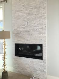 utah valley parade of homes 2016 fireplace modern drystacked