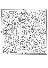 free printable mandala coloring pages mandala 69 worksheet