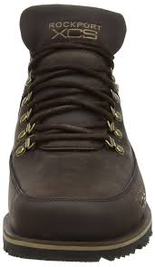 rockport ellingwood burgundy waterproof lace up casual shoes