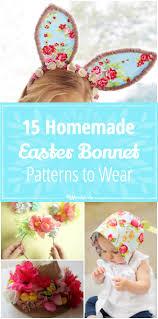 15 homemade easter bonnet patterns to wear tip junkie