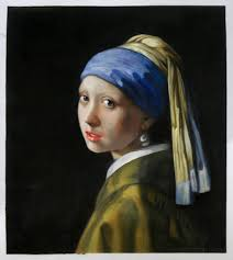 pearl earring painting girl with a pearl earring johannes vermeer paintings