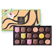 limited edition godiva icônes d or limited edition 18 pcs delivery in europe