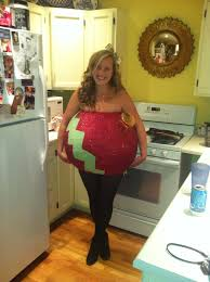 diy ornament costume used plaster sheets that prego
