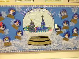 snow globe bulletin board my classroom pinterest bulletin