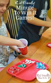 1260 best kid friendly minute to win it party games images on