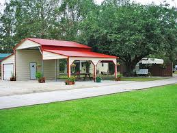 Carport Styles by Combine Carport And Garage Combo Units By Absolute Buildings