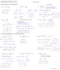 math plane common derivative rules product quotient chain
