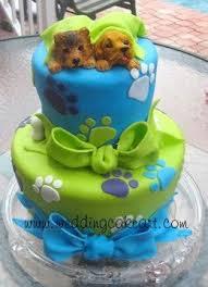 dog cakes picmia