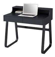 sixbros computerschreibtisch bürotisch schreibtisch schwarz ct 3532