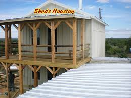 how to build a shed style roof over a deck build your own