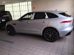 jaguar f pace black silver and black pics jaguar f pace forum