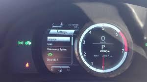 lexus lfa maintenance lexus is300h f sport lfa inspired dash youtube