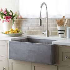 Customizing Kitchen Aprons What U0027s The Right Sink Size For Your Kitchen Abode